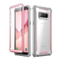 Case Samsung Galaxy Note 8 i-BLASON Ares with Screen Original - Pink