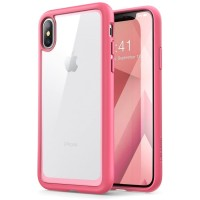 Case iPhone X/XS i-BLASON Halo Hybrid Series Original - Pink