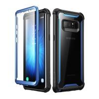 Case Samsung Galaxy Note 8 i-BLASON Ares with Screen Original - Blue