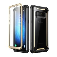 Case Samsung Galaxy Note 8 i-BLASON Ares with Screen Original - Gold