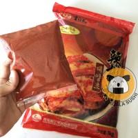 GOCHUGARU POWDER 100g   Go Chugaru for Kimchi Kimchee Kimci Bubuk Cabe