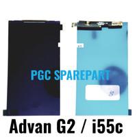 Original OEM LCD Advan G2 - Advan i55c - LCD ONLY SAJA