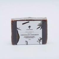 Cocona Care Natural Soap Bar - Chocolate Cinnamon 100 gram