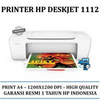 Promo HP DeskJet 1112 Document and Photo Printer