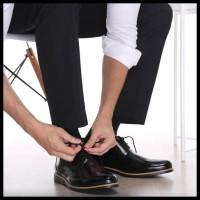 Model Terbaru Sepatu Pantofel Kantor Model Derby Kualitas Premium