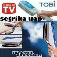 JUAL MURAH Setrika Uap Travel - Tobi Travel Steamer - Tobi Laundry