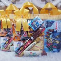 Snack Ultah/Paket Snack Ulang Tahun/Snack Kantor/Godiebag/Souvenir