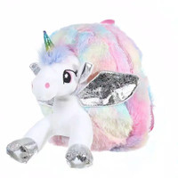 BAG UNICORN DOLL