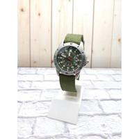 Swiss Army DA 955L Jam Tangan Untuk Wanita Hijau Tanggal Aktif Analog