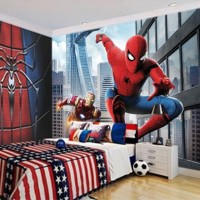 Jual Wallpaper Custom 3d Wallpaper Dinding Anak Spiderman Self Jakarta Pusat Homewallpaper Tokopedia