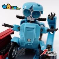 KBB Model Kubianbao Transformers Sqweeks
