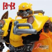 KBB Mechanical Alliance Deformation Transformers Bumblebee