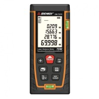 SNDWAY SW-TG70 - Infrared Laser Distance Meter Measurement Tool 70M