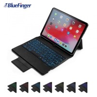 BLUEFINGER P11A iPad Case Bluetooth Keyboard for New iPad Pro 11-inch