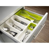 DrawerStore with Expandable Cutlery Tray W3897