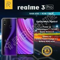 Realme 3 Pro RAM 6/128 Dual Rear Camera - ORIGINAL