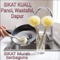 Sikat Kuali Panci Sikat Wastafel Dapur Serbaguna Kitchen Brush