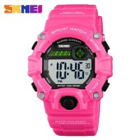 SKMEI Kids Jam Tangan Sporty Anak - 1484 Rose