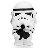 Boneka Goyang Mobil Action Figure Stormtrooper Star Wars Series Putih