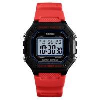 SKMEI Jam Tangan Digital Pria - 1496 Merah