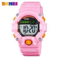 SKMEI Kids Jam Tangan Sporty Anak - 1484 Pink
