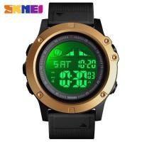 SKMEI Jam Tangan Digital Pria Sport - 1476 Gold