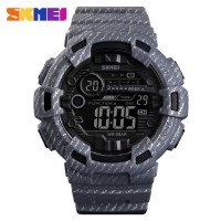 SKMEI Jam Tangan Digital Outdoor Pria - 1472 Gray