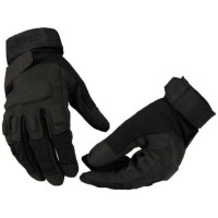 Black Eagle Hell Storm Sarung Tangan Paintball Gloves M Hitam