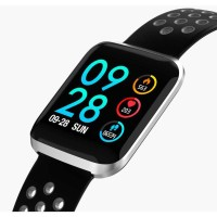 KSUN Smartwatch Sport Fitness Tracker Android iOS - KSS901 Hitam