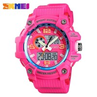 SKMEI Jam Tangan Digital Wanita Waterproof Fashion Sport - 1436 Rose