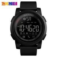 SKMEI Jam Tangan Olahraga Smartwatch Bluetooth - 1442 Hitam