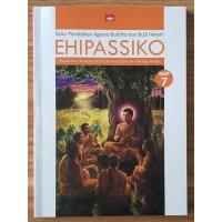 Buku Pelajaran Agama Buddha Ehipassiko SMP 1-3 K13