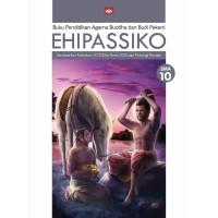 Buku Pelajaran Agama Buddha Ehipassiko SMA10-12 Kurikulum 13