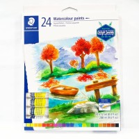 WATER COLOR STAEDTLER 24 / CAT AIR STAEDTLER 24
