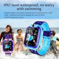 Jam Tangan Anak Anti Air Smart Watch Kids Waterproofs