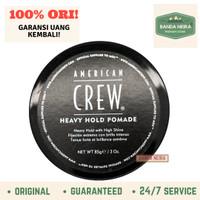 American Crew Heavy Hold Pomade Original Impor Murah