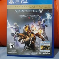 Kaset PS4 Destiny The Taken King Region 3 ( Second )