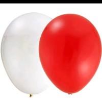 Balon Metalik Merah Putih