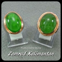 Best 87 BATU CINCIN ZAMRUD KALIMANTAN BIG SIZE
