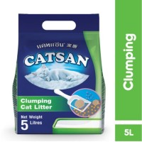[Free 1 Whiskas 85gr] Catsan Cat Litter 5L Pasir Kotoran Kucing