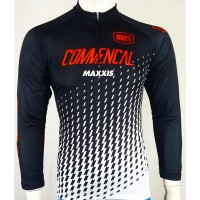 baju Jersey Sepeda commencal-kaos jersey sepeda gowes