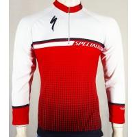 baju Jersey sepeda specialized -jersey sepeda specialized merah putih