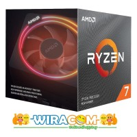 AMD RYZEN 7 3700X - AM4|8-core|3.6Ghz|with Wraith Prism LED Cooler