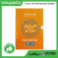 Harga passpod travel sim card kartu internet high speed 4g lte hongkong | antitipu.com