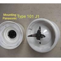 Mouting mangkok pisau blender panasonic MX-101SG1 MX-J1G 101SG1 J1G