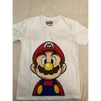 T Shirt 007 Mario