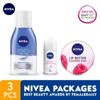NIVEA Packages - Best Beauty Awards - by Femaledaily