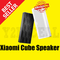 Harga xiaomi cube portable bluetooth speaker | antitipu.com