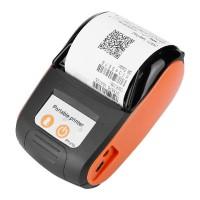 printer thermal mini portable dengan bluetooth 1