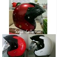 Helm INK Batman klasik Cx 390 Original co4121 Murah